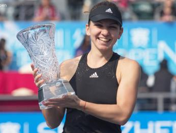 2015 Champion Simona Halep