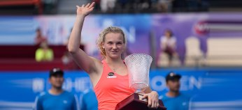 2017 Champion Kateřina Siniaková